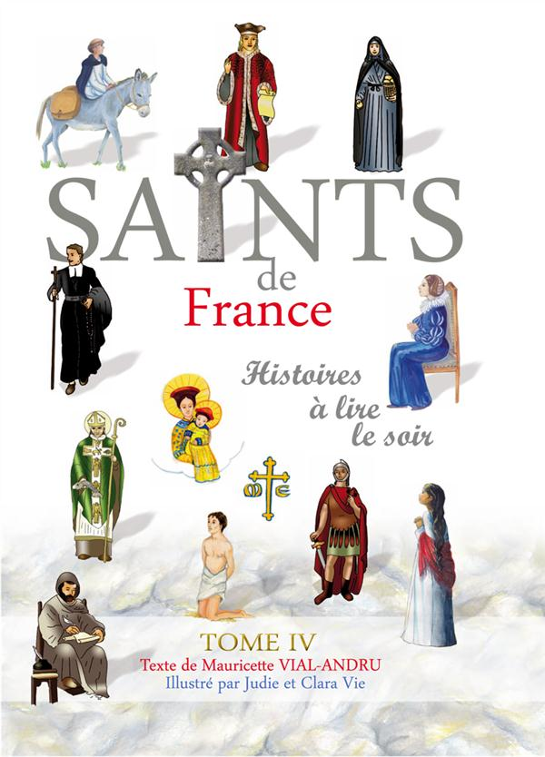 Saints de France t.4