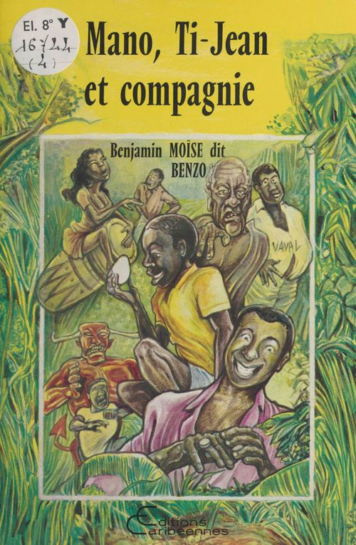 Mano, Ti-Jean et compagnie  - Benzo