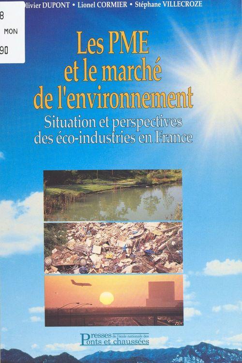 Les PME et le marché de l'environnement