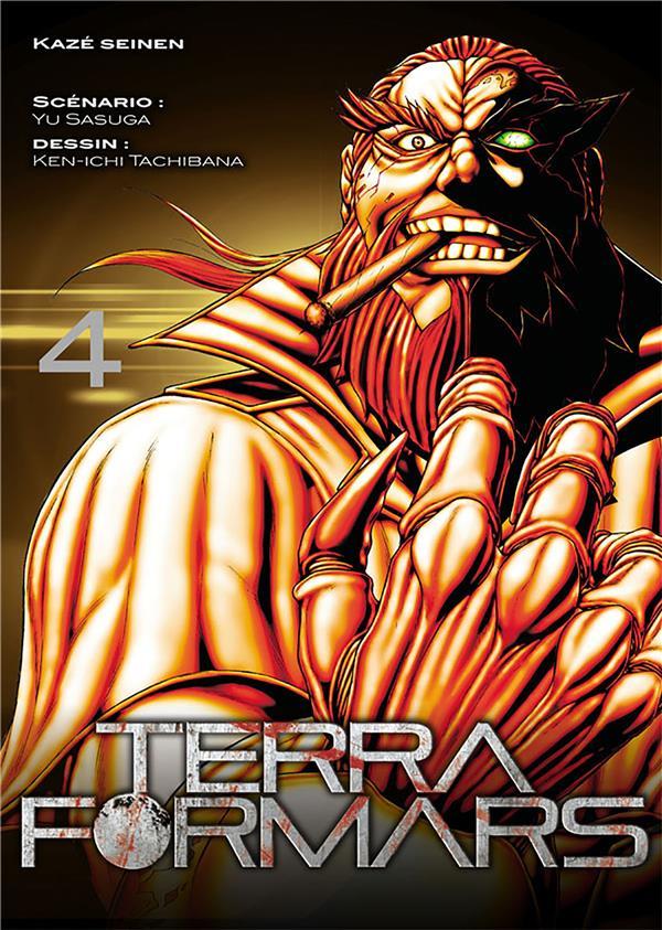 Terra Formars T.4