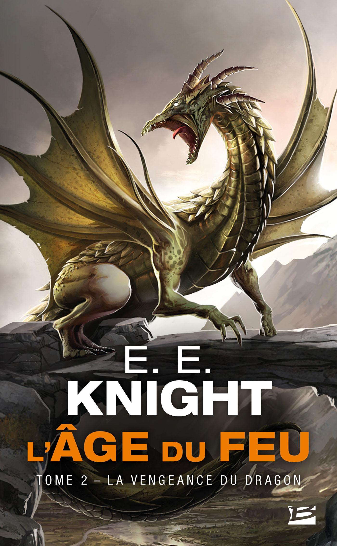 L'âge du feu T.2 ; la vengeance du dragon