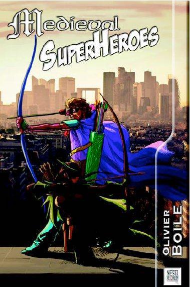 Medieval superheroes