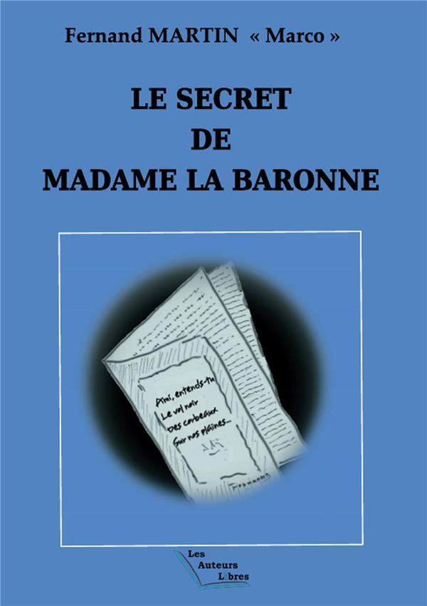 Le secret de madame la baronne