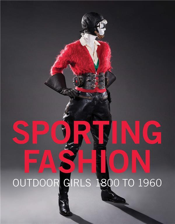 Sporting fashion outdoor girls 1800 to 1960