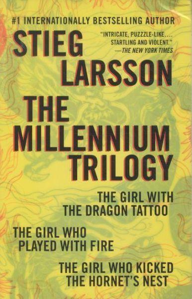 Stieg Larsson's Millennium Trilogy: Boxed Set
