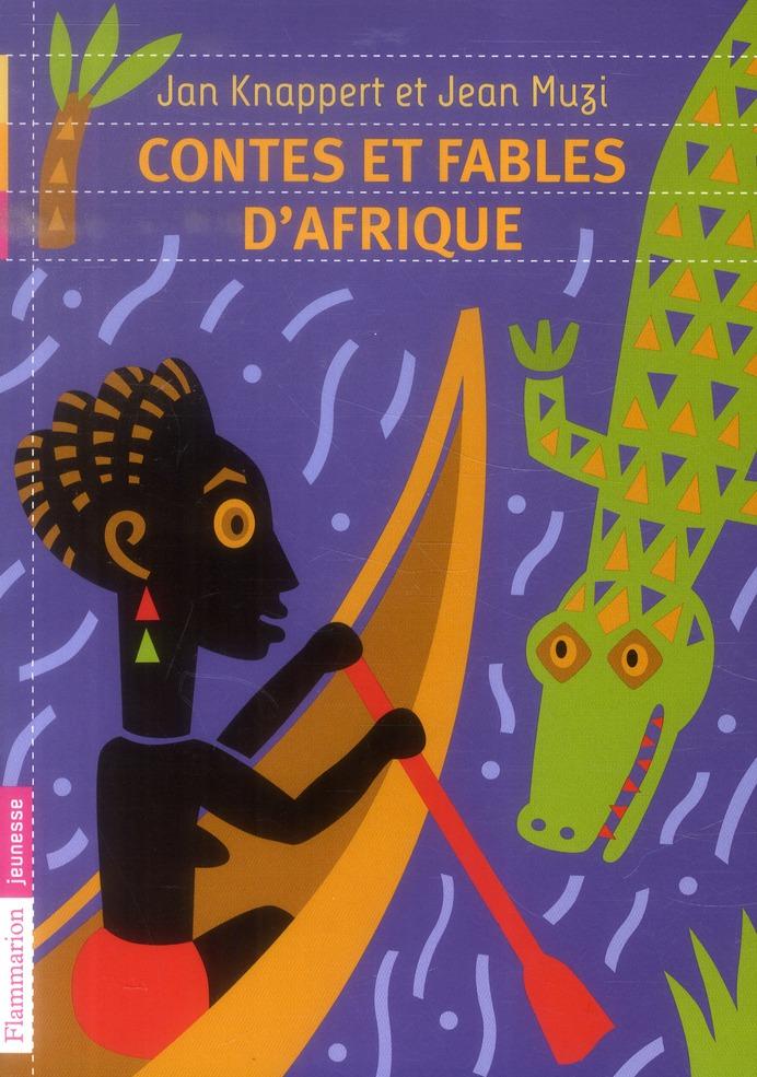 Contes et fables d'Afrique
