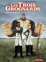 Vente Livre Numérique : Les Trois Grognards (Tome 1) - L'Armée de la lune  - Régis Hautière