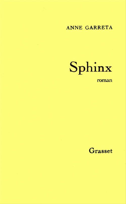 Sphinx  - Garreta Anne F.