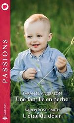 Vente Livre Numérique : Une famille en herbe - L'étau du désir  - Karen Rose Smith - Sarah M. Anderson