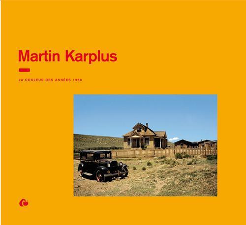 Martin Karplus ; la couleur des années 1950