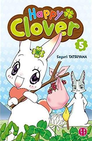 HAPPY CLOVER T05 Tatsuyama Sayuri
