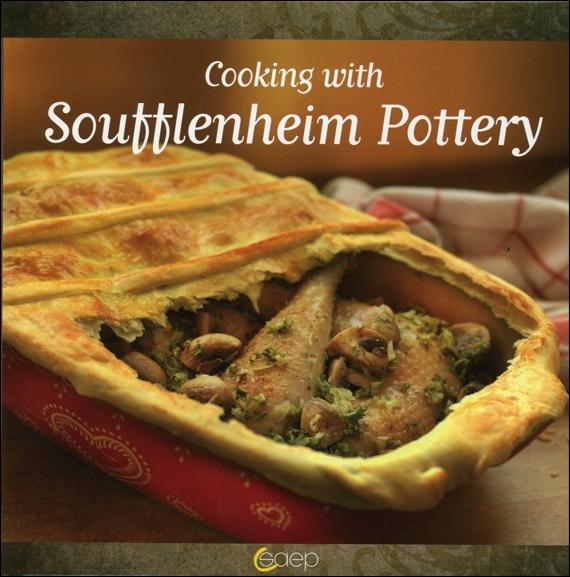 Cooking with soufflenheim pottery