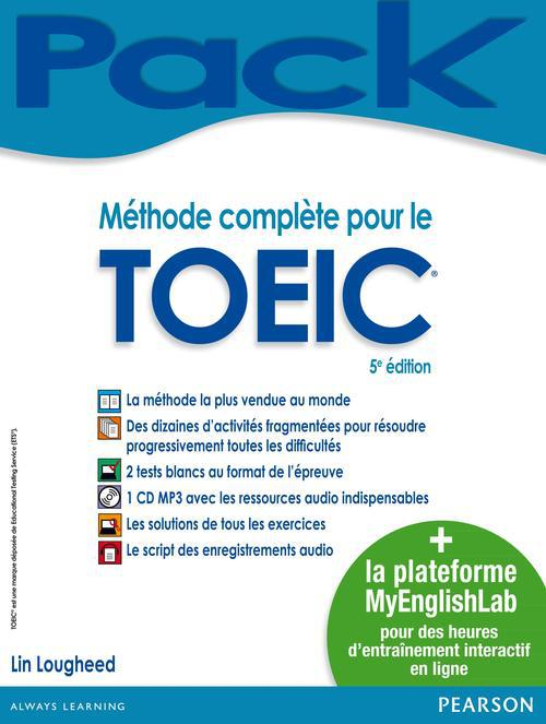 Methode Complete Pour Le Toeic (5e Edition) ; Coffret