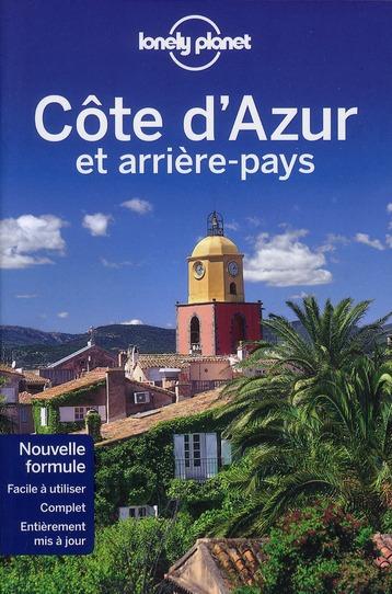 Côte d'azur et arrière pays (2e édition)