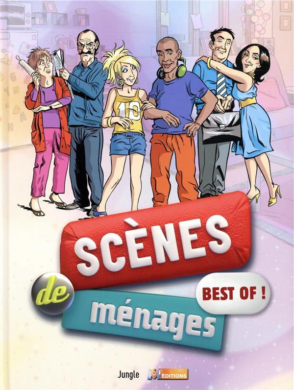 Best of scènes de ménages t.2