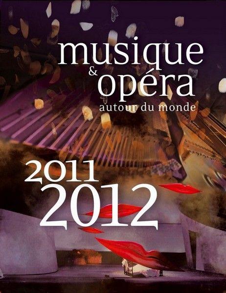Musique & opéra autour du monde (édition 2011/2012)