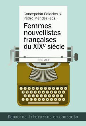Femmes nouvellistes francaises du xix e  siecle