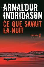 Vente EBooks : Ce que savait la nuit  - Arnaldur Indridason