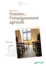 Vente EBooks : Pour une histoire de l'enseignement agricole
