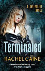 Vente Livre Numérique : Terminated  - Caine Rachel