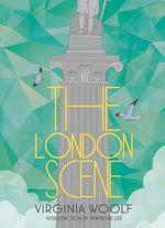 Vente Livre Numérique : The London Scene  - Virginia Woolf