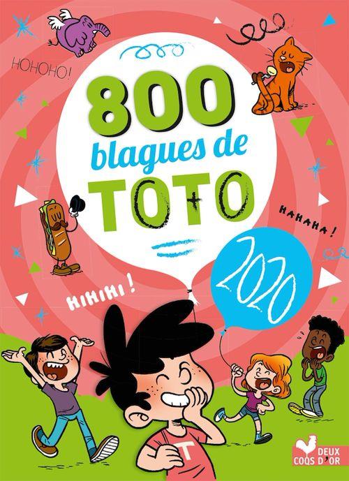 800 blagues de Toto (édition 2020)