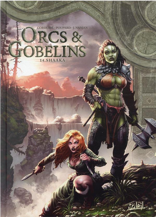 Orcs & gobelins t.14 ; Shaaka