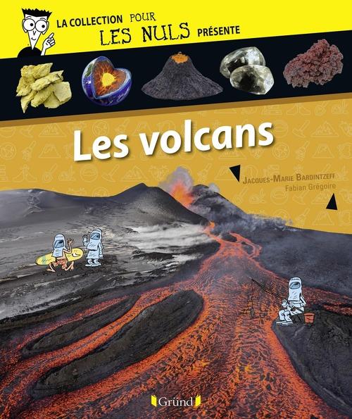 LA COLLECTION POUR LES NULS PRESENTE ; les volcans