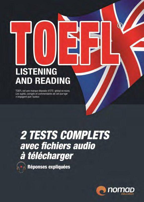 TOEFL ; listening and reading