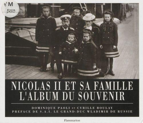 Nicolas ii et sa famille