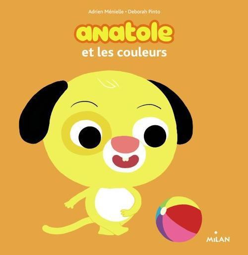 Anatole et les couleurs