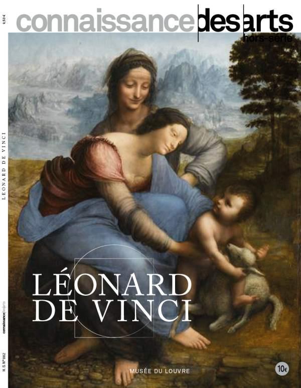 Connaissance des arts hors-serie n.882 ; leonard de vinci