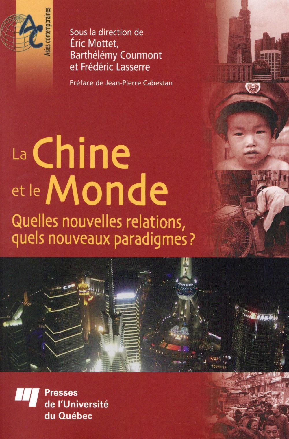 Chine et le monde
