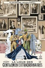 Vente EBooks : La Ligue des Gentlemen extraordinaires T01  - Alan Moore - Kevin O'Neill