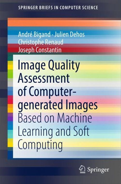 Image Quality Assessment of Computer-generated Images