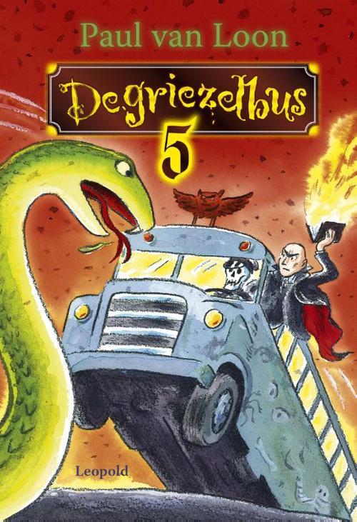 De griezelbus - 5