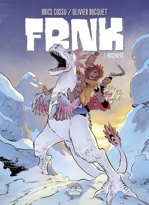 FRNK - Volume 7 - Prisoners