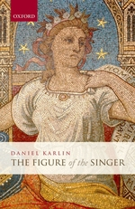 Vente Livre Numérique : The Figure of the Singer  - Daniel Karlin