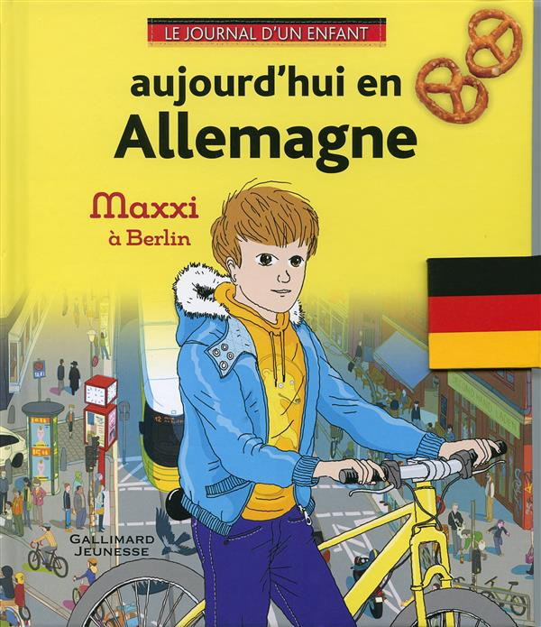 Aujourd'Hui En Allemagne ; Maxxi A Berlin
