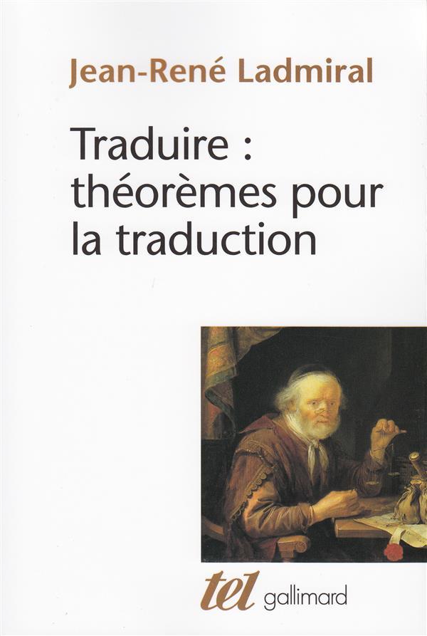Traduire : Theoremes Pour La Traduction