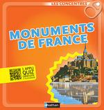 Vente EBooks : Monuments de France  - Sandrine Mirza