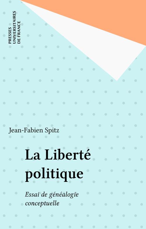 La Liberté politique