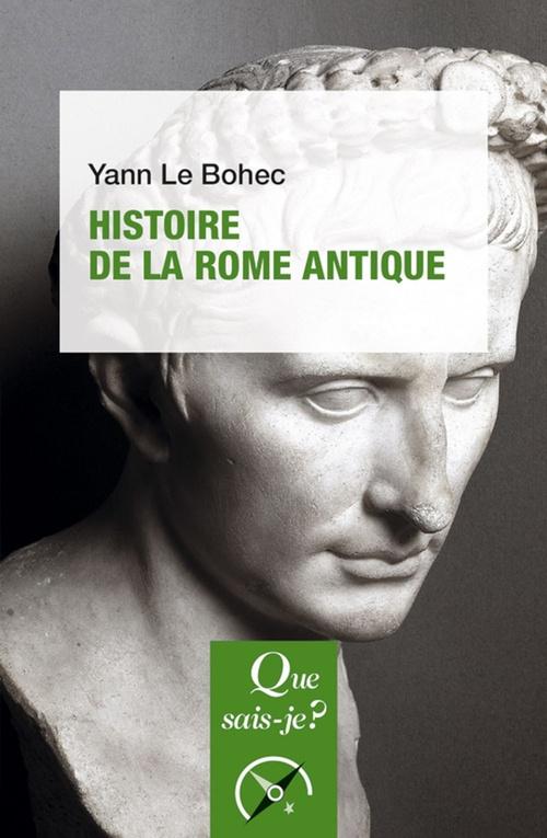 Histoire de la Rome antique (2e édition)