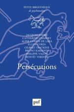 Vente EBooks : Persécutions  - Jacques ANDRÉ - Catherine CHABERT - Catherine Chabret