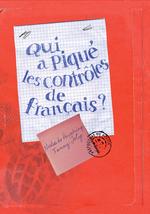 Vente Livre Numérique : Qui a piqué les contrôles de français ?  - Fanny Joly - Nicolas de Hirsching