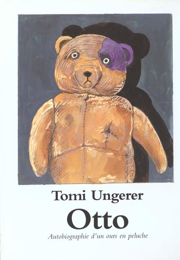 Otto ; autobiographie d'un ours en peluche