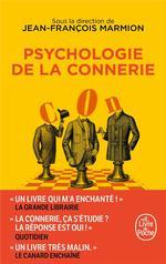 Couverture de Psychologie De La Connerie
