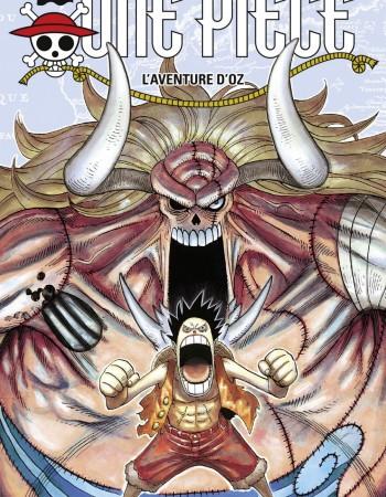 One Piece - édition originale T.48 ; l'aventure d'Oz