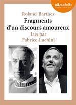 Vente AudioBook : Fragments d'un discours amoureux