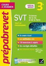Vente Livre Numérique : Prépabrevet SVT 3e Brevet 2022  - Fabien Madoz-Bonnot